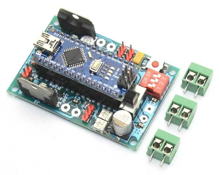 Arduino Nano Clone (Atmega328P-CH340 USB Driver)