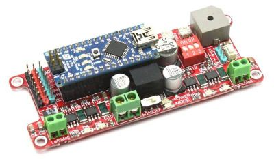 Jsumo - Genesis Arduino Robot Controller Board (1st Version - Discountinued) (1)