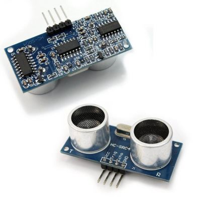 - HC-SR04 Cheap Ultrasonic Sensor
