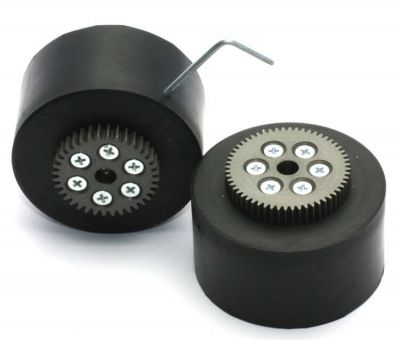 Jsumo - JSumo Robot Wheel 55x30mm Pair (1)