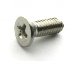 M3x8 Stainless Steel Countersunk Machine Screw (10 Pcs Pack) - Thumbnail