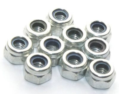 M4 Lock Nut (10 Pieces Pack)