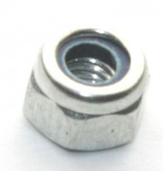 M4 Lock Nut (10 Pieces Pack) - Thumbnail