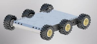 Jsumo - Mobile Explorer Robot 6WD (1)