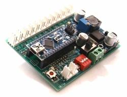 NanoKING Sumo Robot Controller Board - Thumbnail