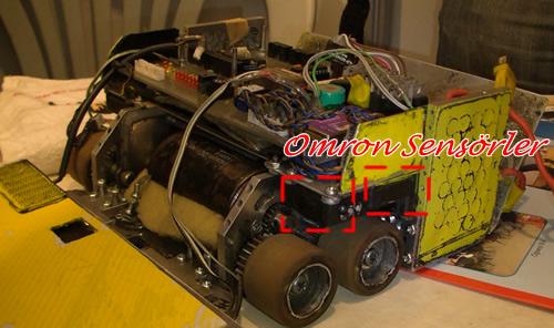 Omron E3Z-D82 Diffuse Type Reflective Sensor