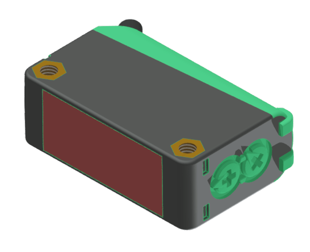 Pepperl+Fuchs Diffuse Type Sensor (ML-8-1000-RT)
