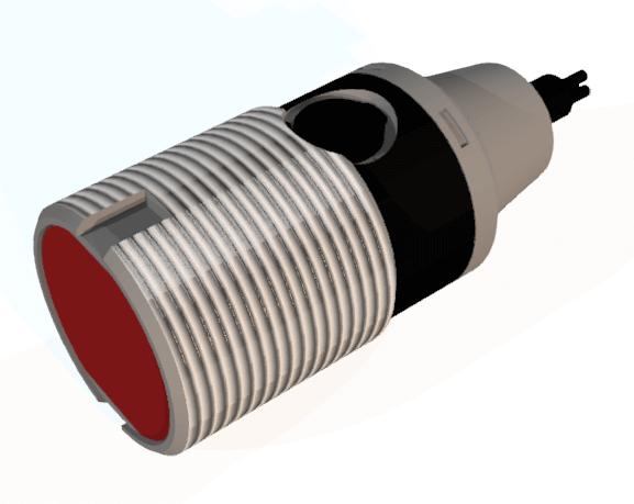Sick GRTE18S-P1342 400mm Diffuse Type Sensor