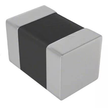 1000pF 100V X7R 805 Case Capacitor