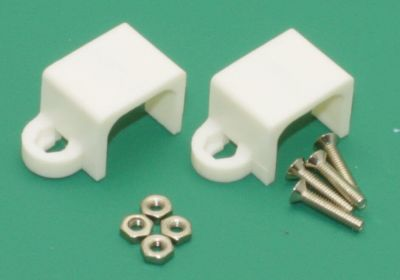 DFRobot - 12mm Motor Brackets (Pair)