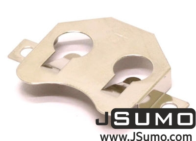 Jsumo - CR2032 Coin Cell Holder Plate (PCB Mount)