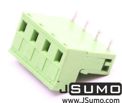 - 4 Way Pluggable Terminal Block (5.08mm Pin Spacing) (1)