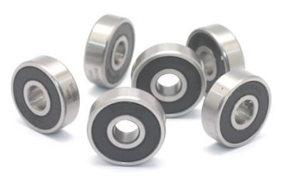 SKF - 5mm Hole Diameter Bearing 605ZZ