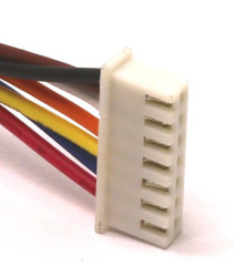 6S Lipo Battery Balance Plug Extender - Thumbnail