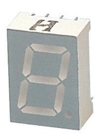 - Display - 7 Segment 1 Digit 14mm Common Cathode
