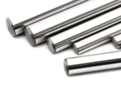 Plain Steel Shaft Ø6mm Diameter 80mm Length - Thumbnail