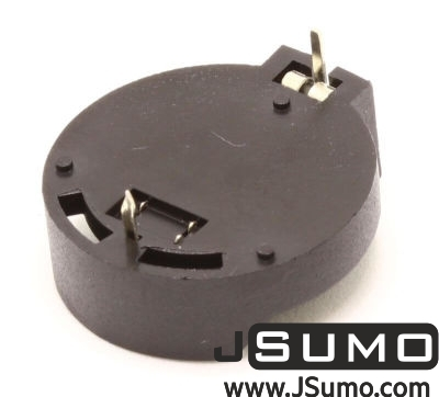 Jsumo - CR2032 Coin Cell Holder (PCB Mount) (1)