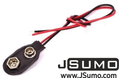 Jsumo - 9V Battery Clip