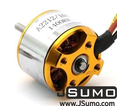 - A2212 1400KV Outrunner Brushless Motor (1)