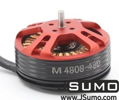 - XNOVA 480KV 3S-5S Outrunner Brushless Motor (1)