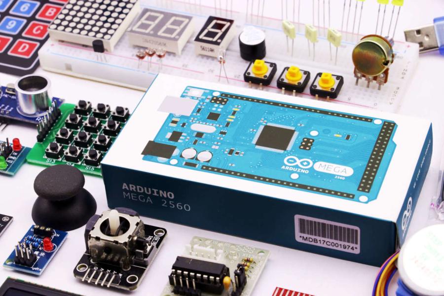 Arduino Mega Advanced Kit (Original Mega)