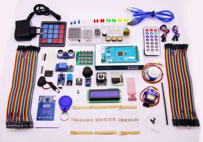 Jsumo - Arduino Mega Advanced Kit (Original Mega) (1)