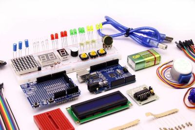 Jsumo - Arduino Uno Advanced Kit (SMD Clone Uno) (1)