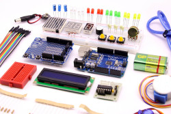 Arduino Uno Advanced Kit (SMD Clone Uno) - Thumbnail