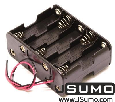 Jsumo - Battery Holder 10 x AA (5x2 Type) (1)