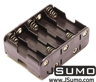 Jsumo - Battery Holder 10 x AA (5x2 Type)
