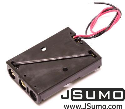 Jsumo - Battery Holder 3 x AAA (1)