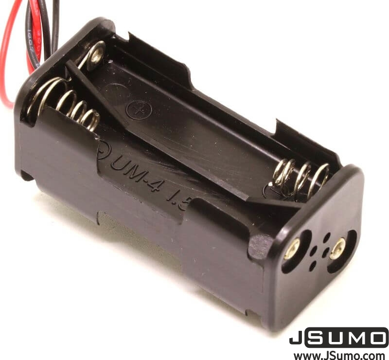 Battery Holder 4 x AAA (2x2 Type)