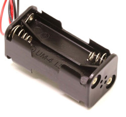 Battery Holder 4 x AAA (2x2 Type) - Thumbnail