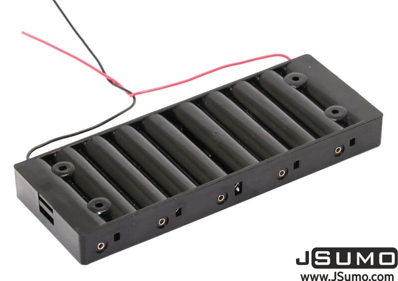 Battery Holder 10 x AA