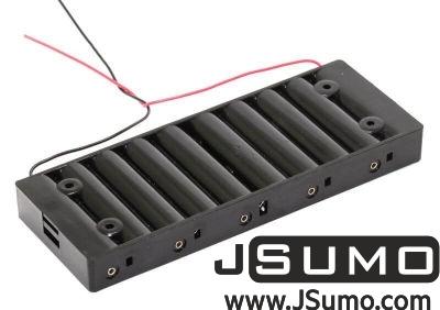 Jsumo - Battery Holder 10 x AA (1)