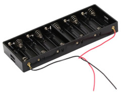 Battery Holder 10 x AA - Thumbnail