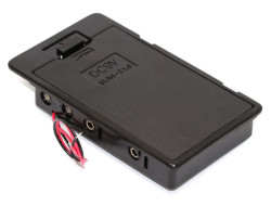 Battery Holder 6 x AA with Cover (Panel Mount) - Thumbnail