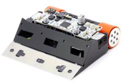 Black Magic Mini Sumo Robot Kit (Full Kit - Not Assembled) - Thumbnail