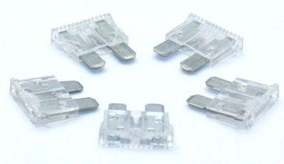 - Blade Fuse 25 Ampere (5 Pcs Pack)
