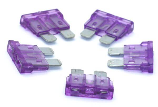 Blade Fuse 35 Ampere (5 Pcs Pack)