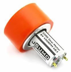 Core Dc Motor (6V 400 RPM) - Thumbnail