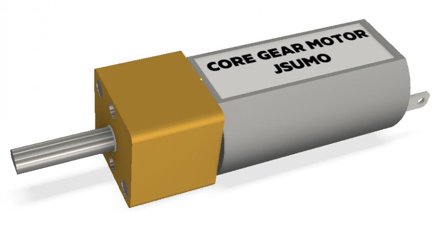 Core Dc Motor (6V 575RPM)