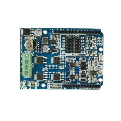 CYTRON - Cytron 10A Motor Driver Shield (Arduino) (1)