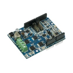 Cytron 10A Motor Driver Shield (Arduino) - Thumbnail