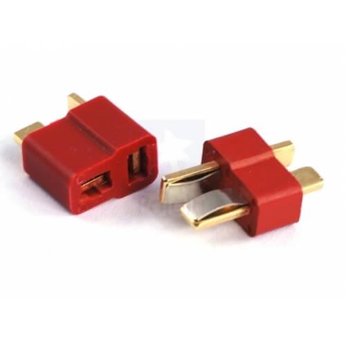 Dean's T Plug Pair (Female - Male)