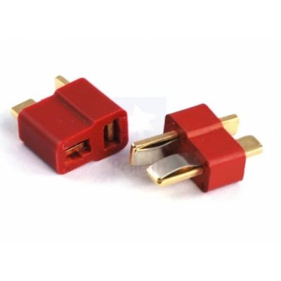 - Dean's T Plug Pair (Female - Male)