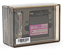 DS670 Titanium Gear High Speed Digital Servo - Thumbnail