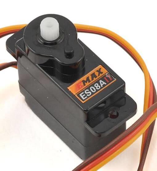 ES08A II Micro Servo Motor