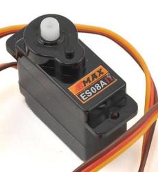 ES08A II Micro Servo Motor - Thumbnail