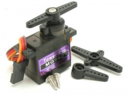 MG90S Micro Servo Motor - Thumbnail